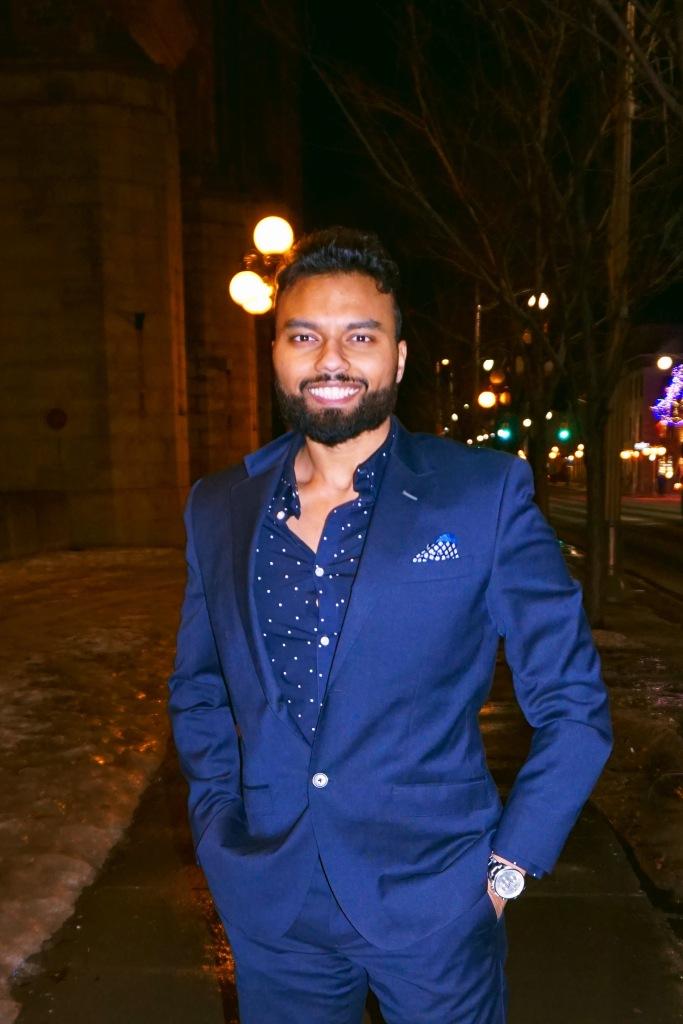 Kazi Hossain, CEO of Thred