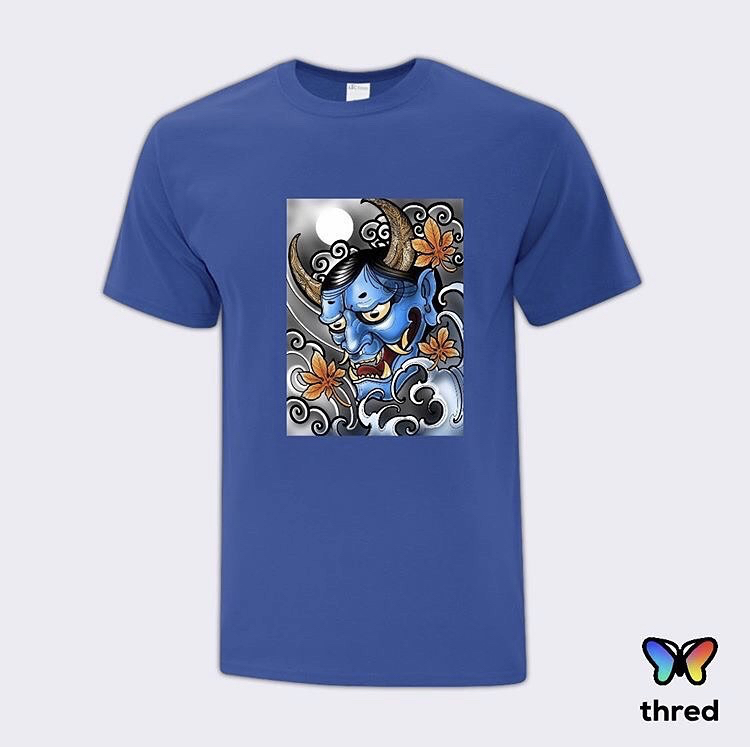 Thred Shirt Design